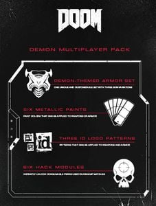 Doom Demon Multiplayer Pack DLC PC