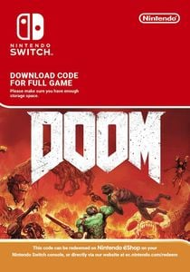 Doom Nintendo Switch (EU)