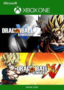 Dragon Ball Xenoverse 1 and 2 Bundle Xbox One (UK)