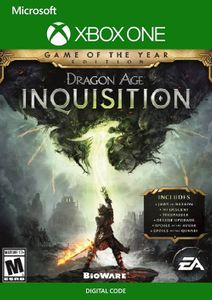 Dragon Age Inquisition: Game of the Year Edition Xbox One (UK)