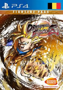Dragon Ball FighterZ - FighterZ Pass PS4 (Belgium)