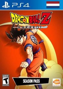 Dragon Ball Z Kakarot - Season Pass PS4 (Netherlands)