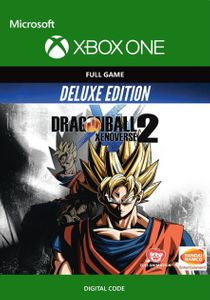 Dragon Ball Xenoverse 2 Digital Deluxe Edition Xbox One