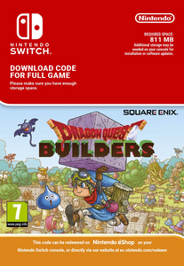 Dragon Quest Builders Switch (EU)