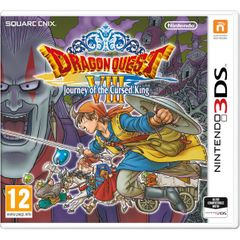Dragon Quest VIII 8 Journey of the Cursed King 3DS - Game Code