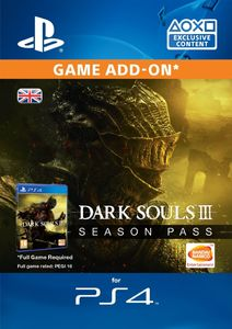 Dark Souls III 3 Season Pass (PS4)