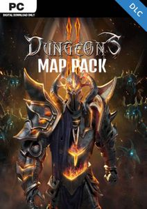 Dungeons Map Pack DLC PC