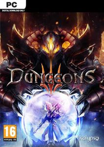 Dungeons III  PC