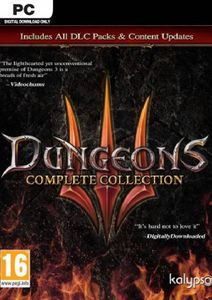 Dungeons III - Complete Collection PC