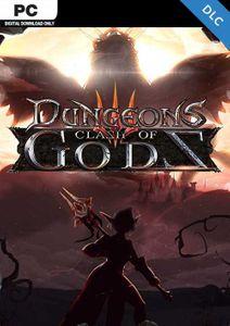 Dungeons 3 Clash of Gods PC - DLC