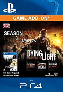 Dying Light Season Pass PS4