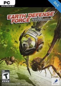 Earth Defense Force Aerialist Munitions Package PC