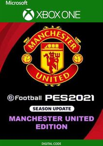 eFootball PES 2021 Manchester United Edition Xbox One (UK)