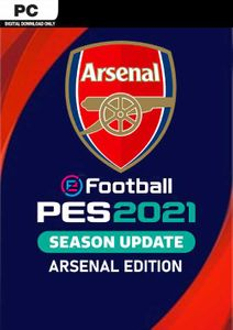 eFootball PES 2021 Arsenal Edition PC