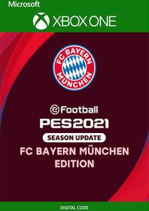 eFootball PES 2021 Bayern München Edition Xbox One (UK)