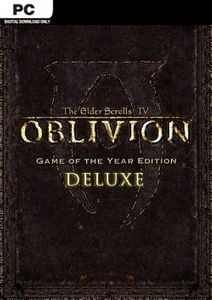 The Elder Scrolls IV 4 Oblivion® Game of the Year Edition Deluxe PC
