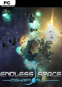 Endless Space - Disharmony PC - DLC