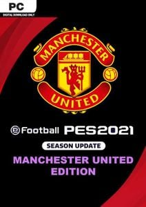 eFootball PES 2021 Manchester United Edition PC
