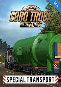Euro Truck Simulator 2 - Special Transport DLC PC