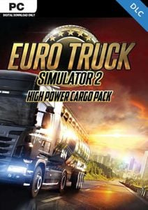 Euro Truck Simulator 2 - High Power Cargo Pack PC - DLC