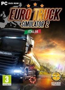 Euro Truck Simulator 2 PC Italia DLC