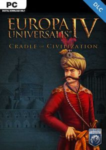 Europa Universalis IV: Cradle of Civilization PC - DLC