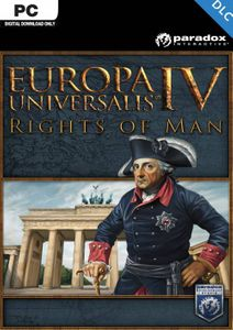 Europa Universalis IV: Rights of Man PC - DLC