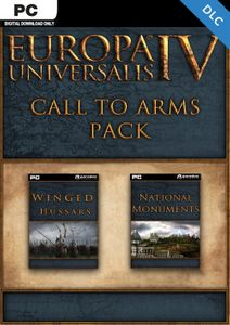 Europa Universalis IV Call to Arms Pack PC - DLC