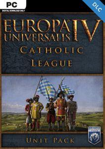 Europa Universalis IV Catholic League Unit Pack PC - DLC