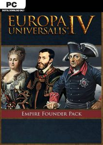 Europa Universalis IV Empire Founder Pack PC