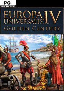 Europa Universalis IV PC: Golden Century DLC