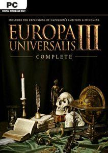 Europa Universalis III Complete PC