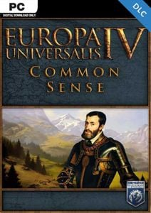 Europa Universalis IV: Common Sense PC - DLC