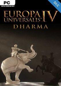 Europa Universalis IV: Dharma Expansion PC - DLC