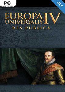Europa Universalis IV: Res Publica PC - DLC