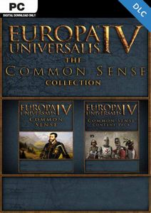 Europa Universalis IV: Common Sense Collection PC