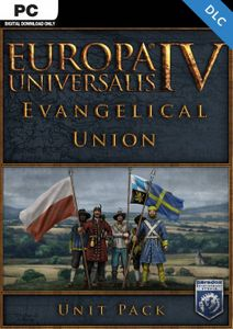 Europa Universalis IV Evangelical Union Unit Pack PC - DLC
