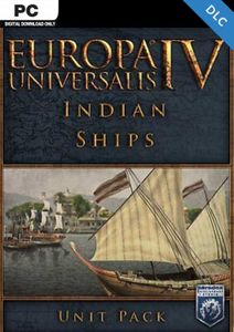 Europa Universalis IV Indian Ships Unit Pack PC - DLC