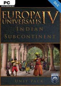 Europa Universalis IV Indian Subcontinent Unit Pack PC - DLC