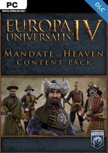 Europa Universalis IV Mandate of Heaven Content Pack PC - DLC