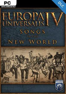Europa Universalis IV Songs of the New World PC - DLC