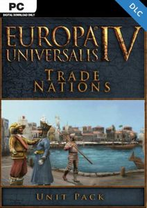 Europa Universalis IV Trade Nations Unit Pack PC - DLC