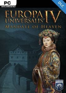 Europa Universalis IV: Mandate of Heaven PC - DLC