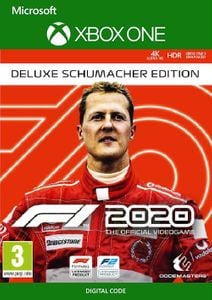 F1 2020 Deluxe Schumacher Edition Xbox One (EU)