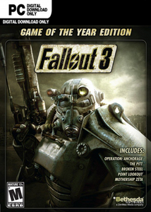 Fallout 3 Game of the Year Edition PC