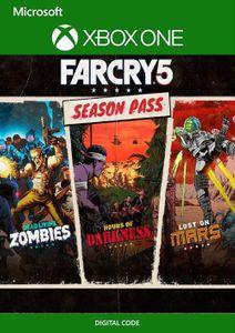 Far Cry 5 Season Pass Xbox One (UK)