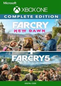 Far Cry 5 + Far Cry New Dawn Deluxe Edition Bundle Xbox One (UK)
