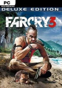 Far Cry 3 - Deluxe Edition PC