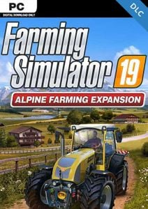 Farming Simulator 19 - Alpine Farming PC - DLC