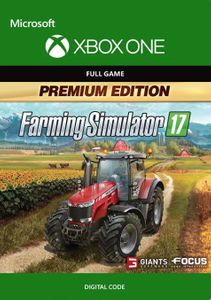 Farming Simulator 2017 Premium Edition Xbox One